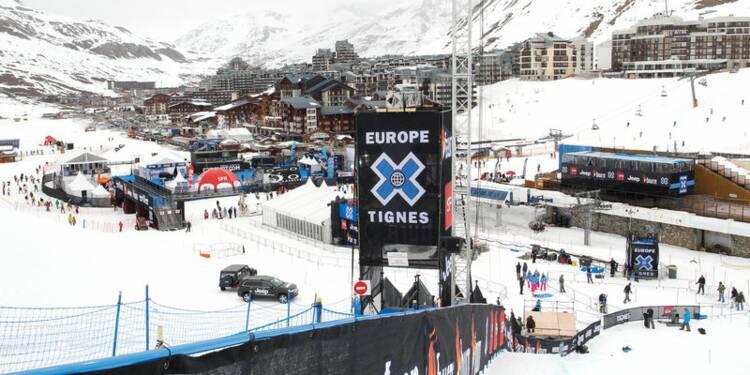 Pas de victime dans l'avalanche à Tignes