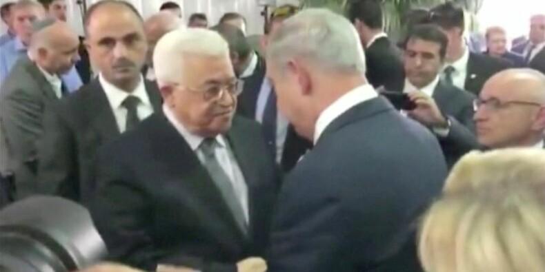 Shimon Peres a été inhumé sur le mont Herzl