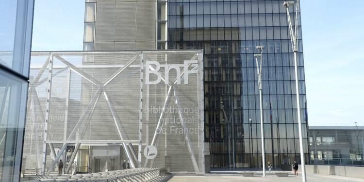 Bibliothèque nationale de France : 57 000 euros pour une table et trente chaises !