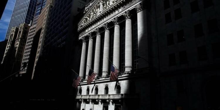 Wall Street en léger repli avec les utilities et la pharma