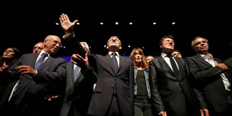 Nicolas Sarkozy dénonce une autorité de l'Etat défaillante