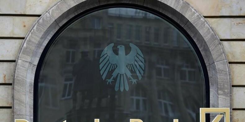 Deutsche Bank pourrait supprimer 10.000 postes de plus