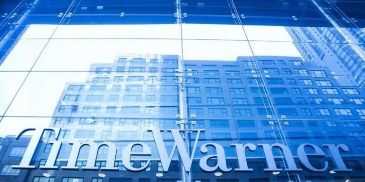AT&T en discussions avancées sur un rachat de Time Warner-sources