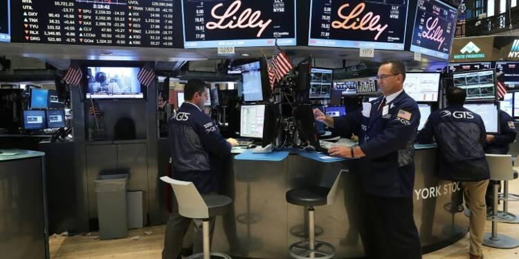Wall Street finit sans tendance après les minutes de la Fed