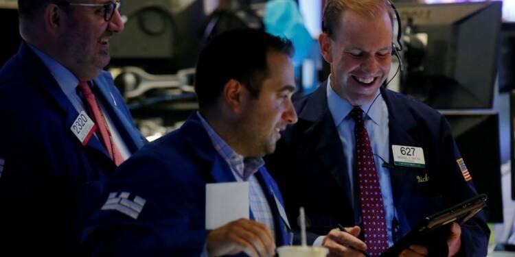 Le Dow Jones perd 0,29% et le Nasdaq cède 0,19%