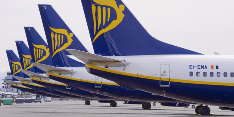 Ryanair, nouveau n°1 européen en nombre de passagers