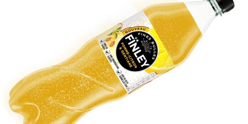 Fïnley, le soda de Coca qui fait pschitt