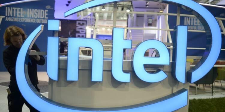 Intel annonce à la Maison Blanche une nouvelle usine de 7 milliards de dollars