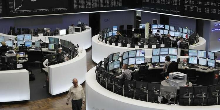 Les marchés européens toujours en ordre dispersé à mi-séance