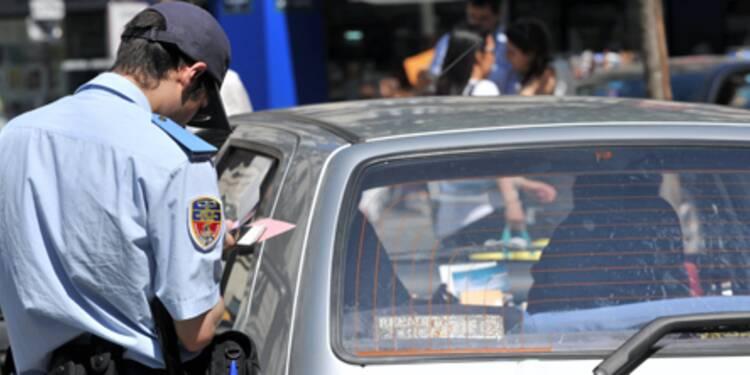 Avis aux automobilistes : les policiers font la grève des PV !