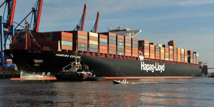 Baisse inattendue des exportations allemandes