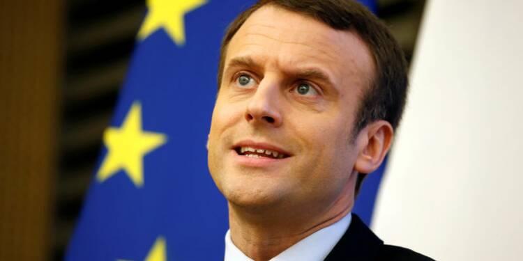 Macron engrange, Fillon résiste et Le Pen tient