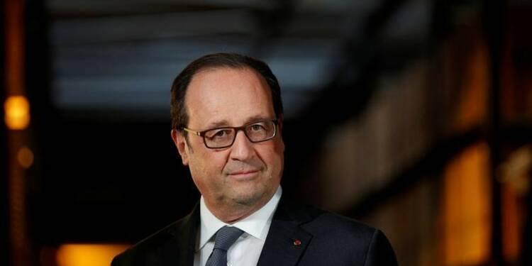 Hollande reçoit mercredi les représentants des forces de l'ordre