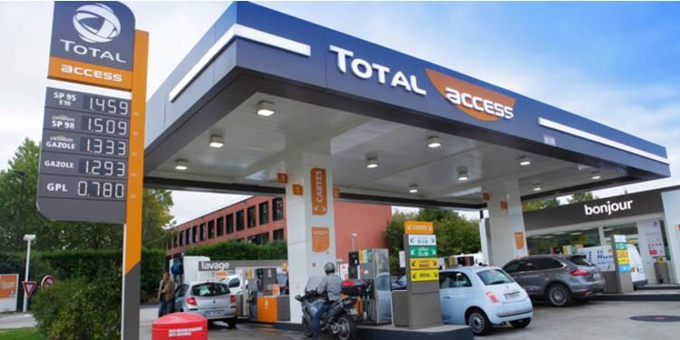 """Access, l'offensive """"low price"""" de Total"""
