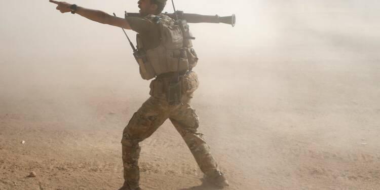 Les forces irakiennes se rapprochent de Mossoul par le sud