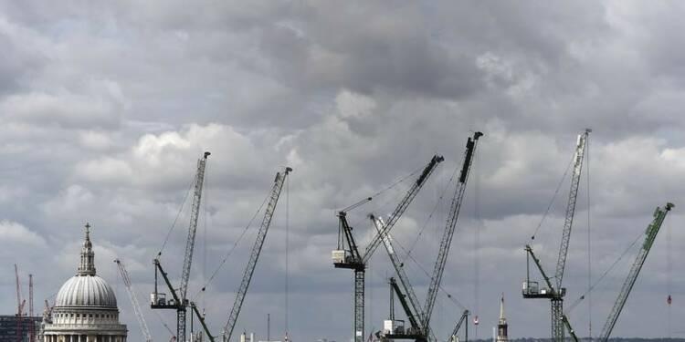 En Grande-Bretagne, la construction recule en août