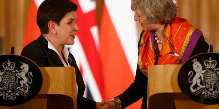 Londres veut renforcer ses relations avec Varsovie avant le Brexit