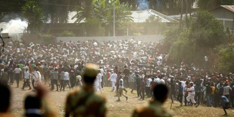 Une bousculade aurait fait au moins 50 morts en Ethiopie