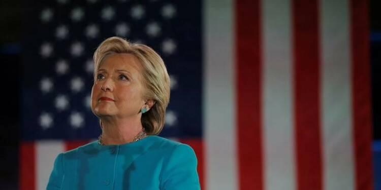 Hillary Clinton donnée gagnante dans le Nevada (6 grands électeurs)