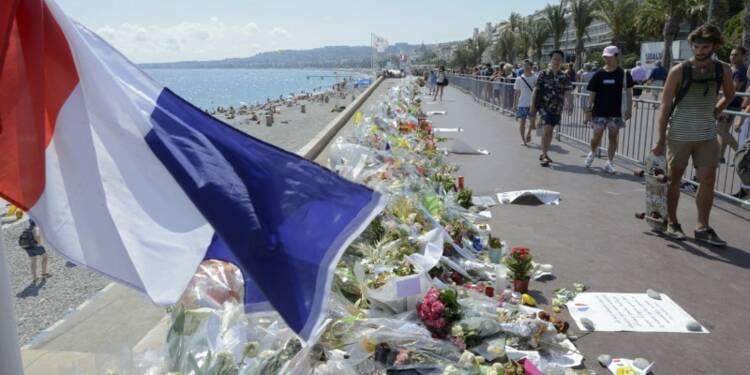 Hommage national aux victimes de l'attentat de Nice le 14/10