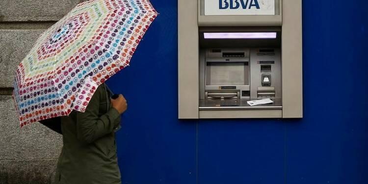 BBVA: Bénéfice net du quatrième trimestre -28% mais au-dessus du consensus