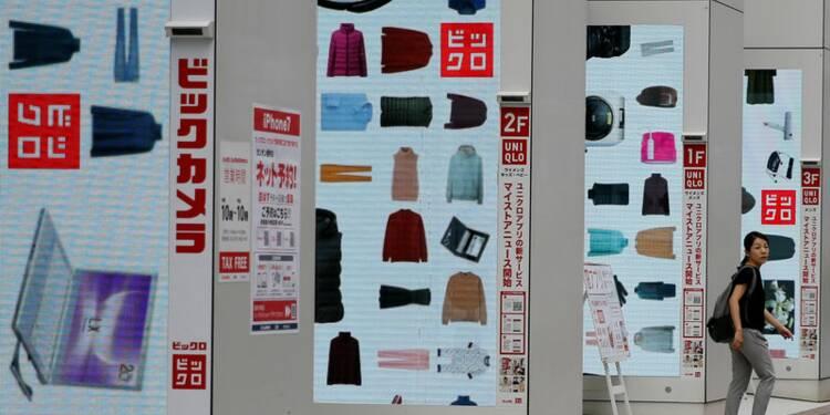 Nouveau recul des prix à la consommation au Japon