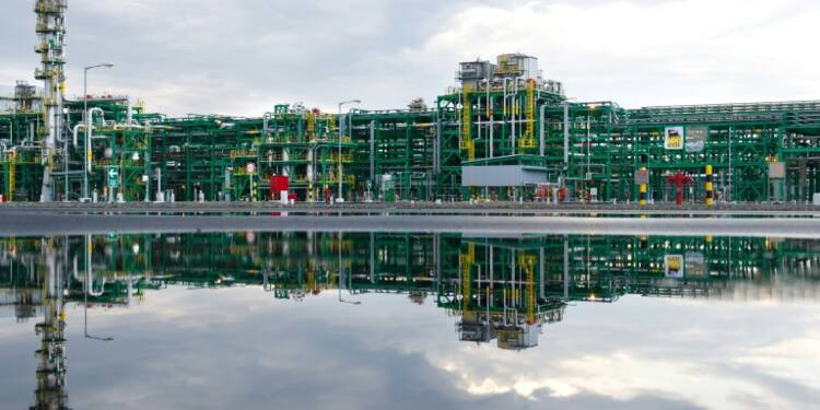 Le Kazakhstan ouvre les vannes du gisement géant de Kachagan