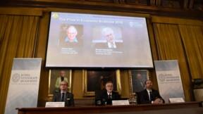 Le Nobel d'économie 2016 à deux théoriciens du contrat