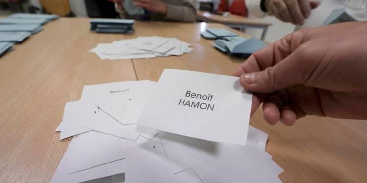 Benoît Hamon remporte la primaire du Parti socialiste