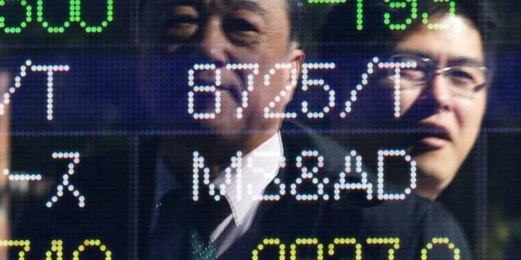 La Bourse de Tokyo finit en hausse avec les bancaires