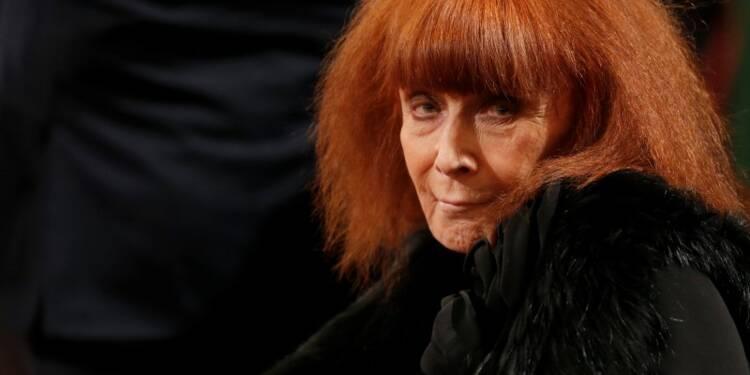 La créatrice de mode Sonia Rykiel est morte