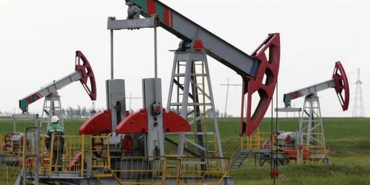 Poutine se dit pour un gel de la production de pétrole