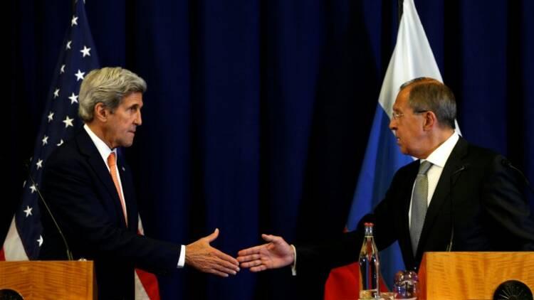 Moscou et Washington concluent un accord de trêve en Syrie