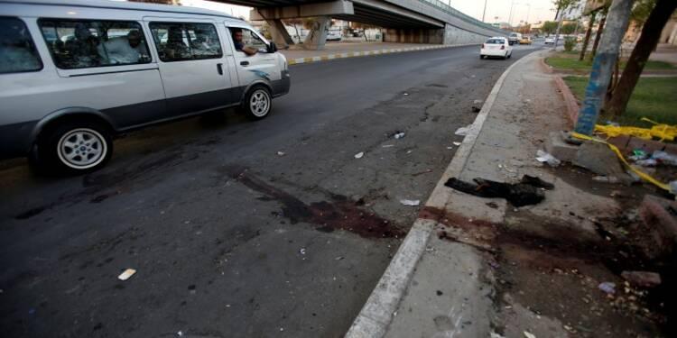 Série d'attaques meurtrières à Bagdad et dans ses environs