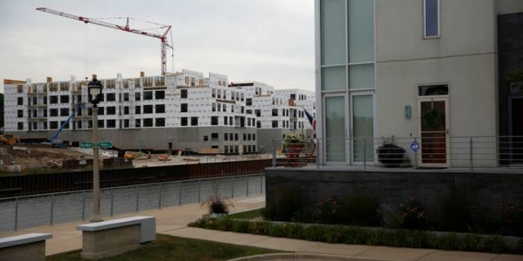 USA: Hausse de 11,3% des mises en chantier en décembre