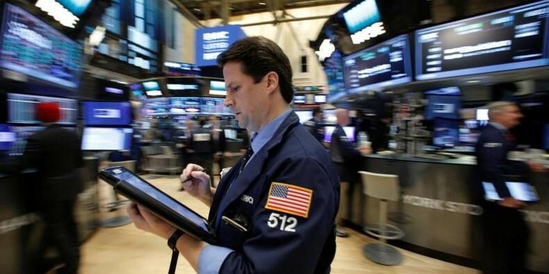 Wall Street ouvre en petite hausse en attendant Yellen