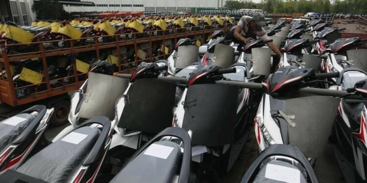 Honda et Yamaha s'allient dans les scooters au Japon