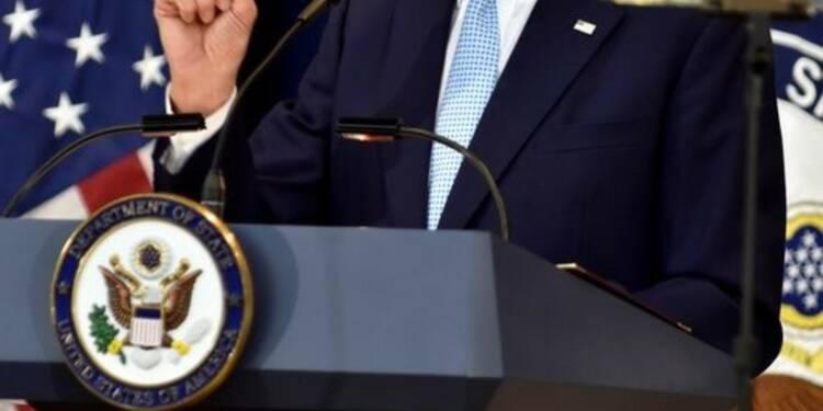 John Kerry pessimiste sur le processus de paix au Proche-Orient
