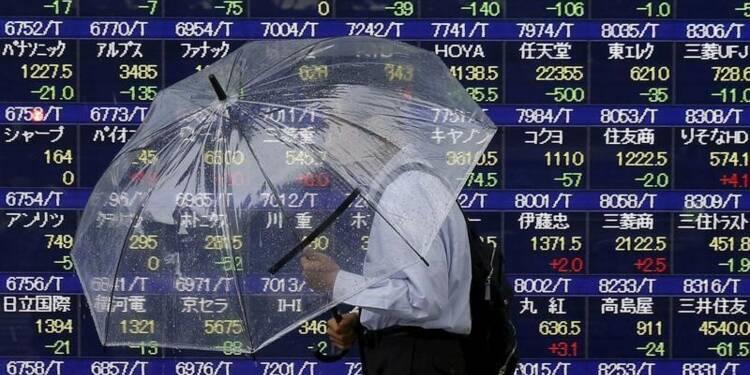 La Bourse de Tokyo finit en légère hausse