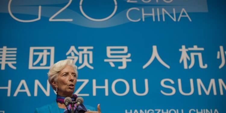"""Le G20 envoie """"un message fort"""" aux paradis fiscaux (OCDE)"""