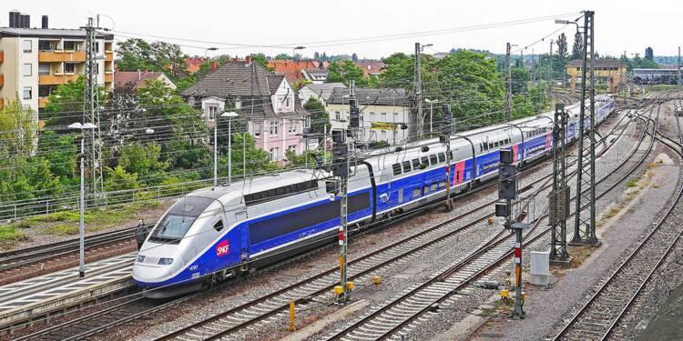 iDTGVMax : action collective contre la SNCF suite à l'arrêt de l'offre