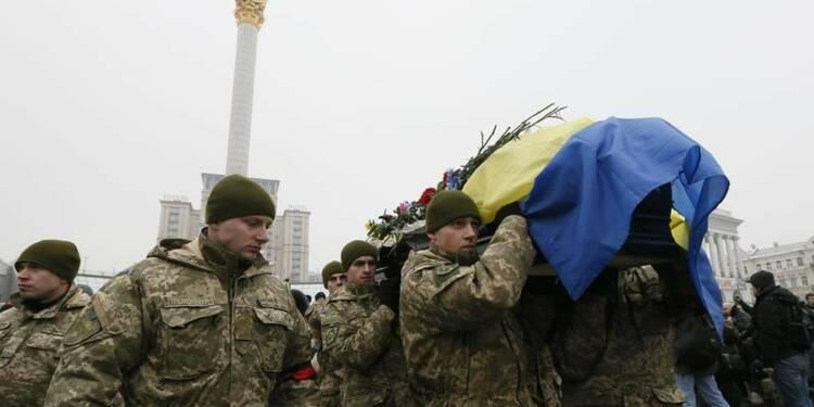 Paris appelle toutes les parties à la retenue en Ukraine