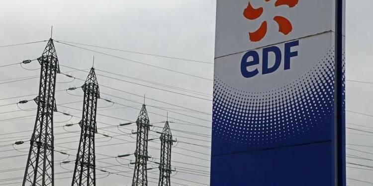EDF va récupérer environ un milliard auprès de ses clients