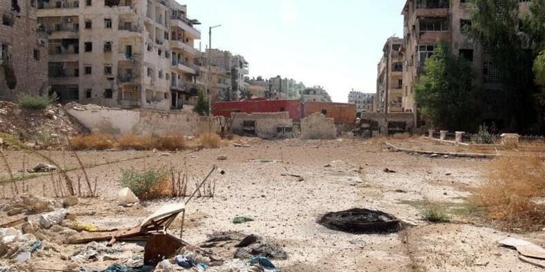 Calme à Alep, pour la troisième journée consécutive