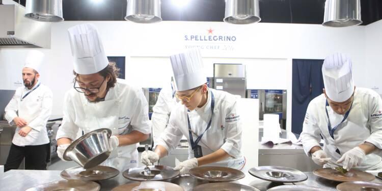 Quand les grands chefs coachent les apprentis cuisiniers