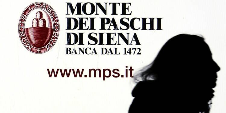 Monte dei Paschi espère assurer son renflouement avant Noël