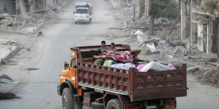 """La France dénonce des """"atteintes intolérables"""" à Alep, en Syrie"""