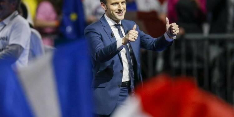 Fillon décroche, Macron progresse, Hamon décolle