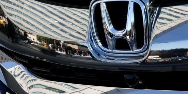 Honda relève sa prévision de bénéfice annuel