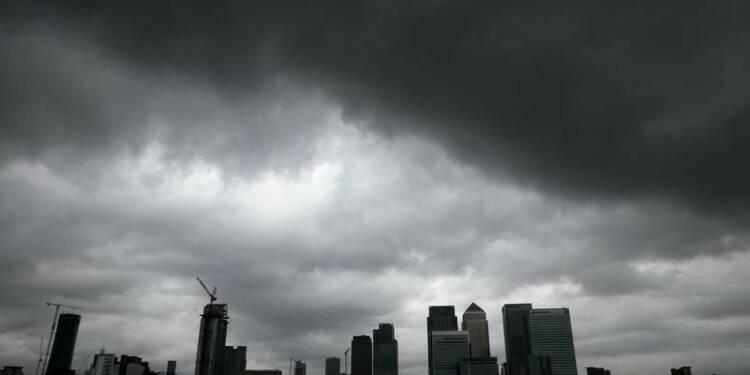 Un hard Brexit pourrait plomber le secteur financier britannique